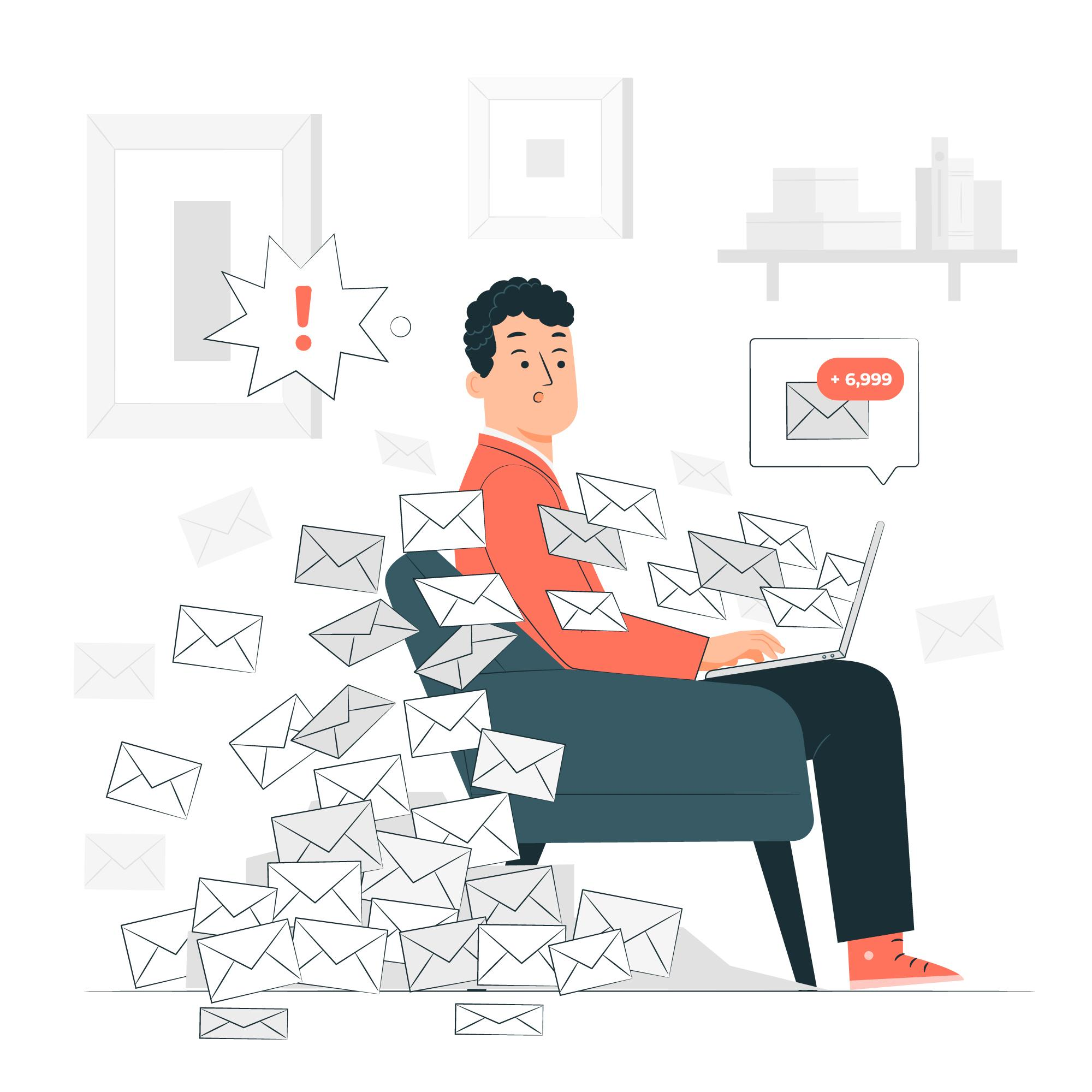 Email fatigue among users opens doors for cybercriminals