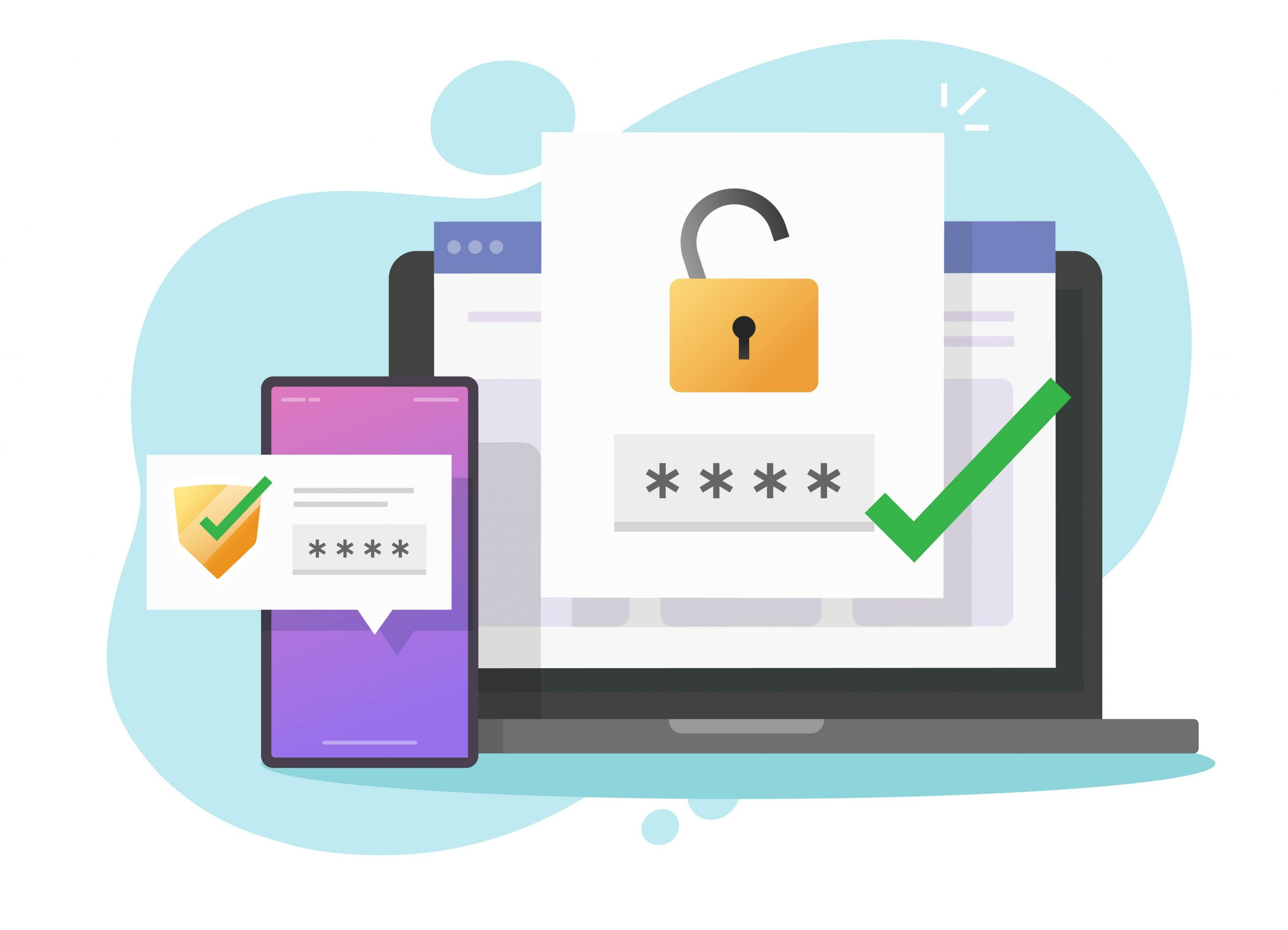 Most employees reusing personal passwords to protect corporate data